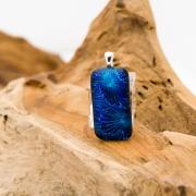Glashanger blauw Blue flower