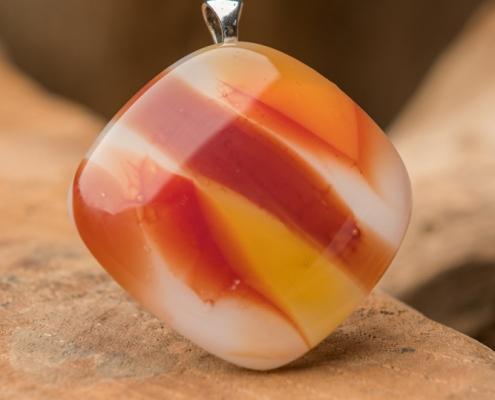 Glashanger bruin Brown Marble