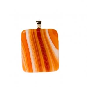 Hanger Brown Striped - Glashanger bruin gestreept